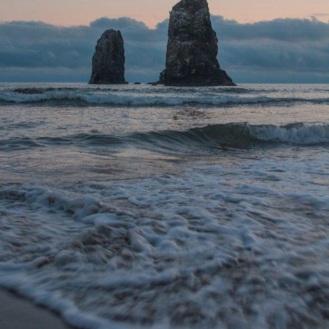My happy place hikingadventures travel exploremore exploretheworld water pnw oregonhellip